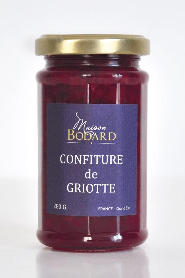 confiture_griotte_maison_bodard
